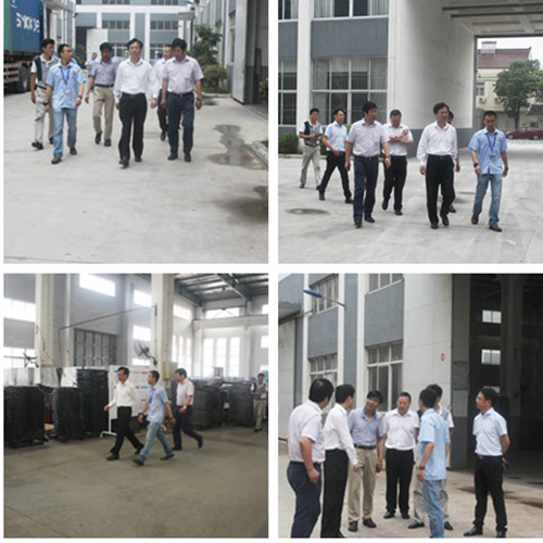 <strong>Party Secretary Yao Linrong Came To Our Company To Guide The Work</strong>