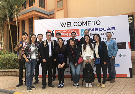 <strong>We Saikang Medical took part in the MEDIC EAST AFRICA EXHIBITION 2017</strong>
