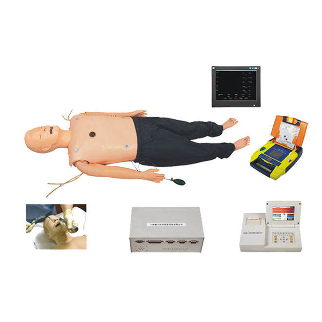 Training CPR Manikin For Emergency