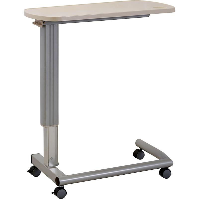 SKH242-1 Height Adjustment U Type Overbed Table