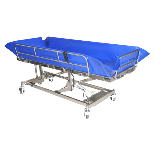 SK005-10 Hospital Medical Electric Bath Bed