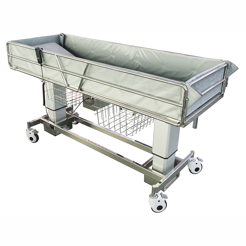 Z07 Hospital Electric Bath Bed