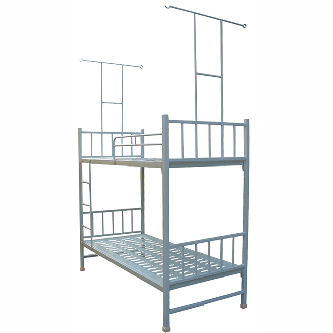 X06-1 Steel Double Bunk Bed