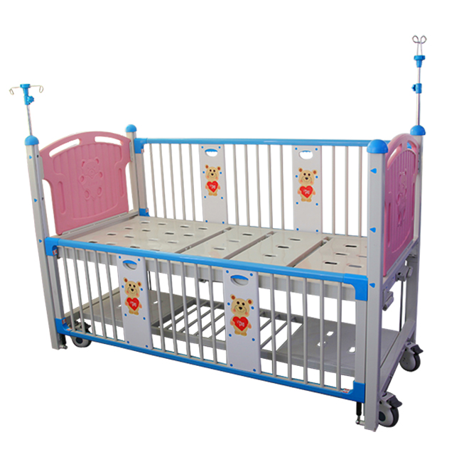 X03-2 Manual Children Medical Bed