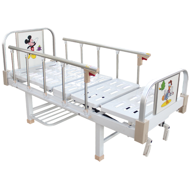 X04 Hospital Baby Bed