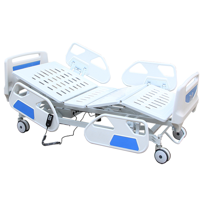 SK002-8 Electric Cheap Icu Hospital Medical Bed