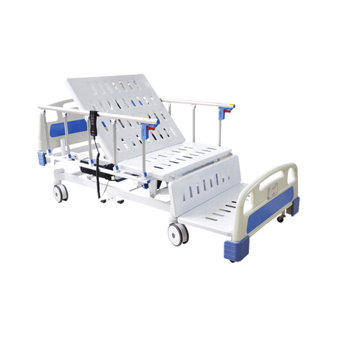 SK005-2 Electric Medical Nurse Chair Bed