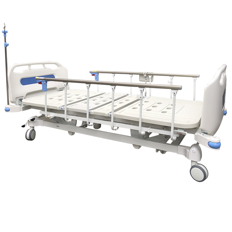 SK002-5EC Icu Electric Hospital Medical Care Bed