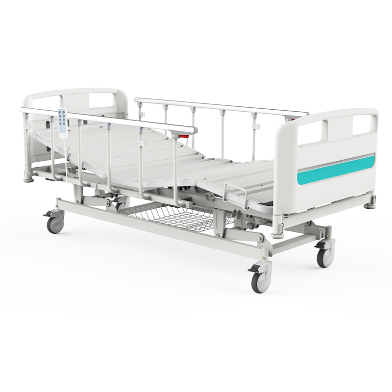 Y6w6c Adjustable Professional Electric Medical Clinic Icu Bed