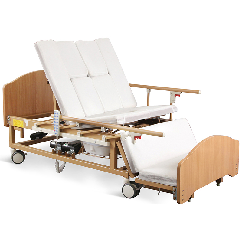 SK-D07-1 Hospital Electric Folding Medical Bed