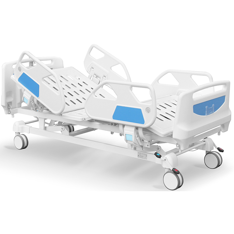 B5e8y-sh Electric 3 Function Hospital Adjustable Bed Frame