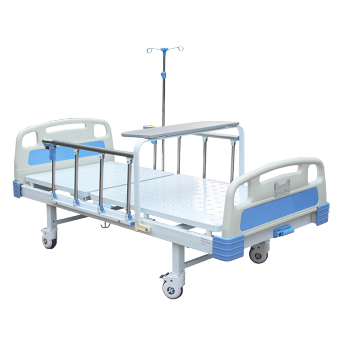 SK032 Medical Metal Folding Bed