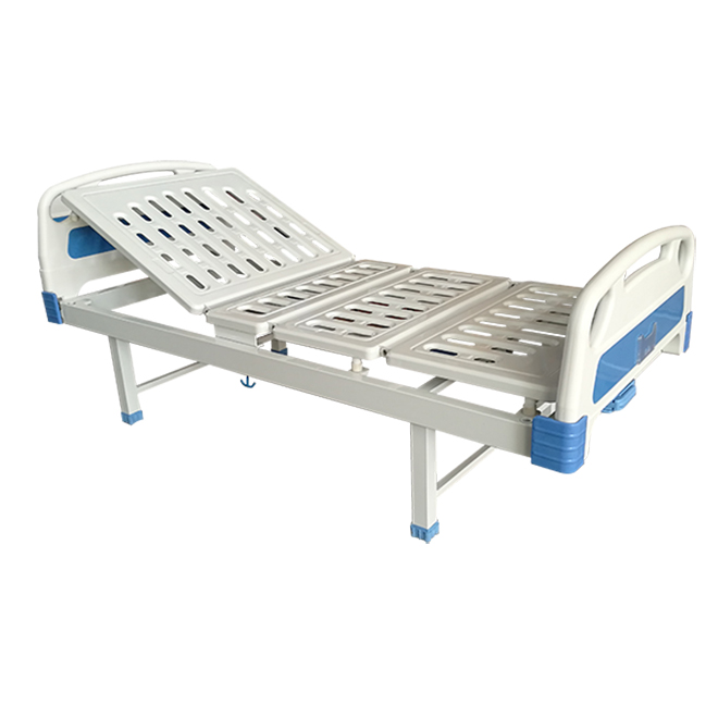 SK033-1 Hospital Manual Adjustable Bed