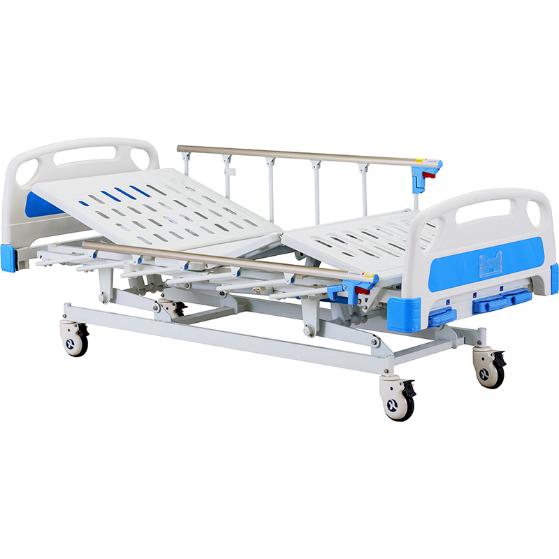 A3w Multifunctional Bed With  Foldable Side Rail