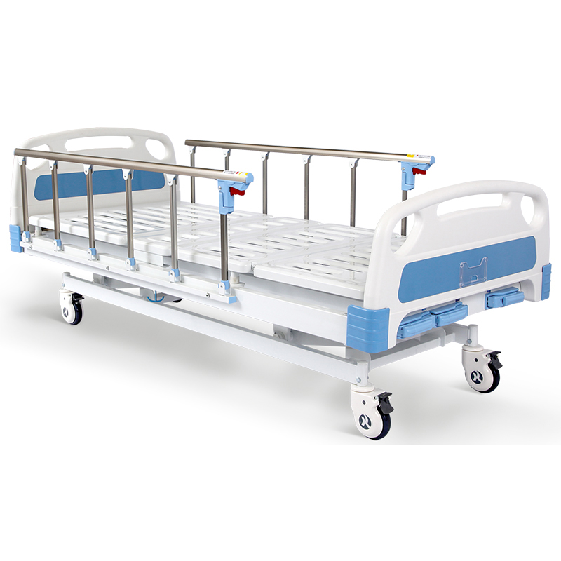 A3k5y Cheap Manual Hospital Icu Three Function Bed