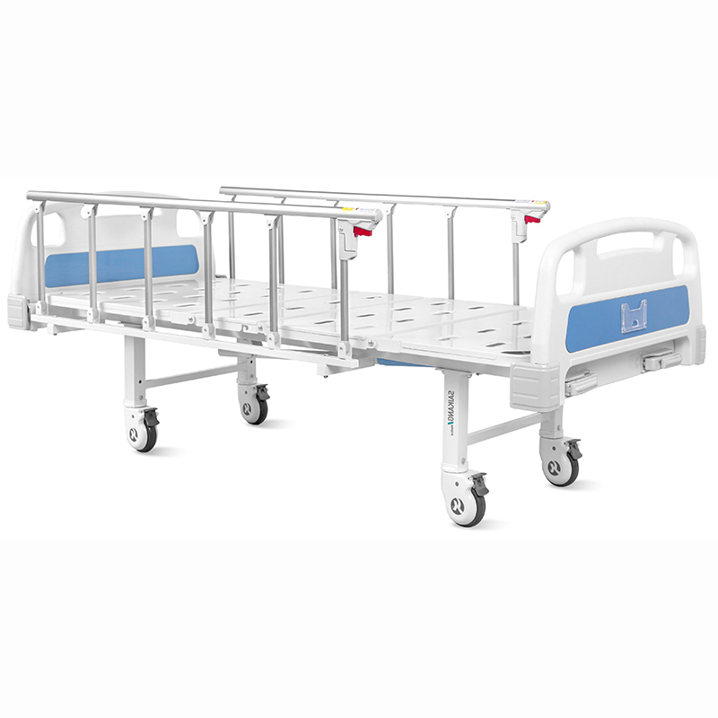 A2k Saikang Double Crank Hospital Manual Bed