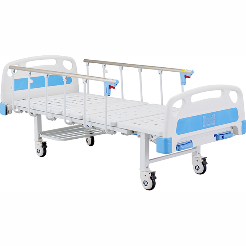 SK031 Manual Bed Double Crank Two Functions