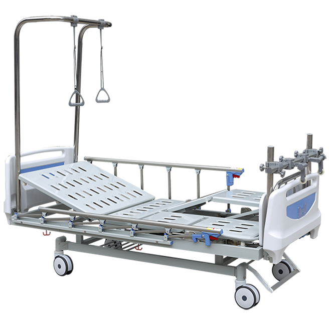 G01-2 Hospital Manual Physical Therapy Orthopedics Bed