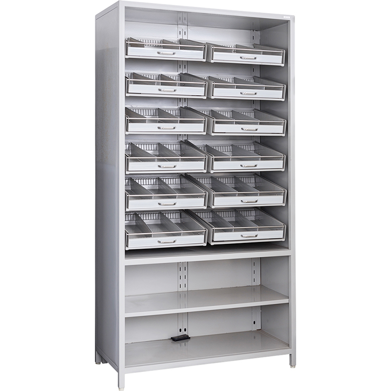 SKH061 Hospital Clinic Medicine Cabinets With Layer