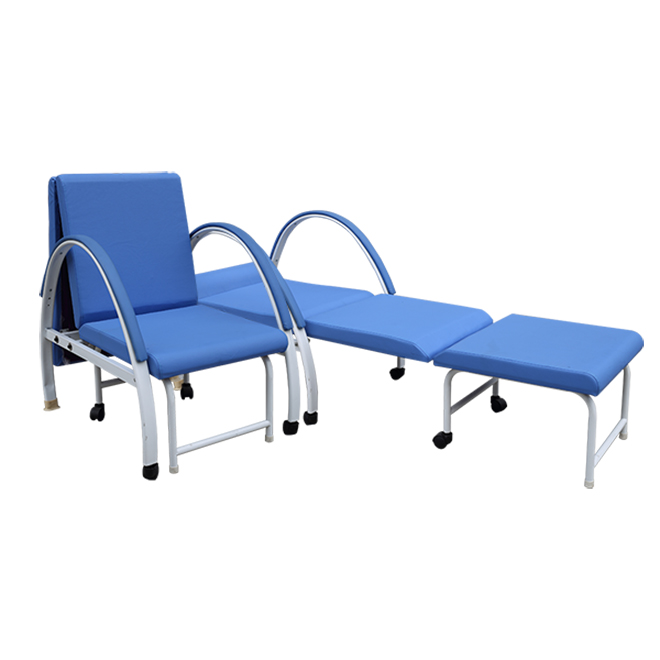 SKE001-2 Multi-purpose Hospital Accompany Chair