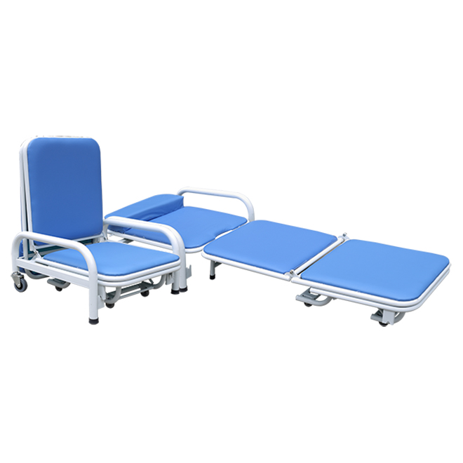 SKE002 Medical Hospital Accompany Chair