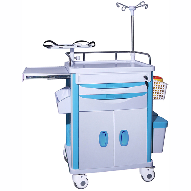 SKR-ET120 Medical Nursing Treatment Trolley