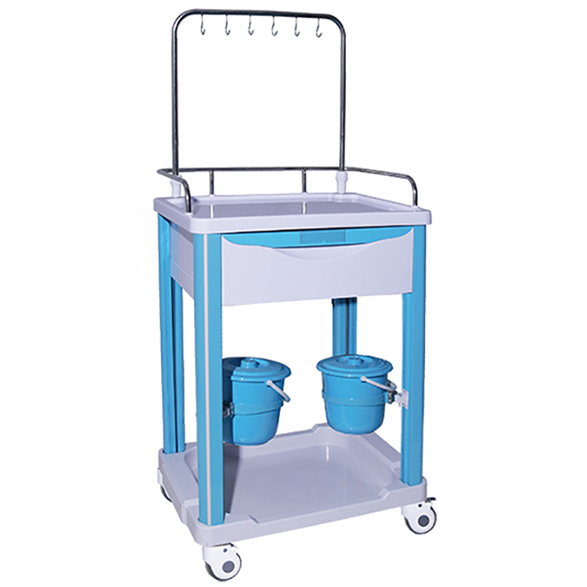SKR-018ITT Medical IV Treatment Trolley