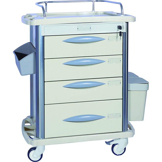 SKR-MT310 Emergency Medical Nursing Trolley