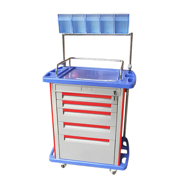 SKR054-AT05 ABS Anethesia Trolley
