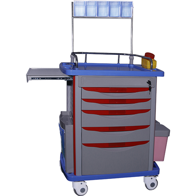 SKR054-AT Anesthesia Nursing Trolley