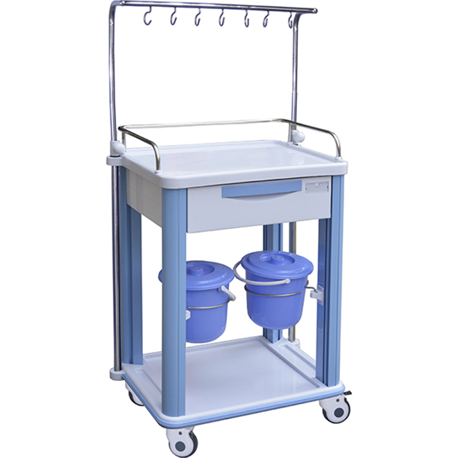 SKR017-ITT Workstation Clinical Treatment Trolley