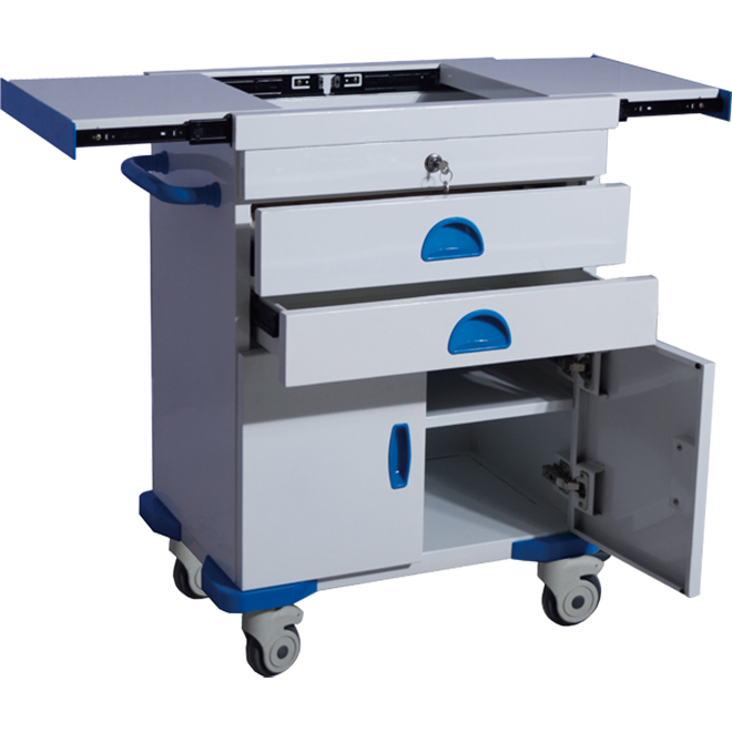 SKR050 Medical Economic Treatment Trolley