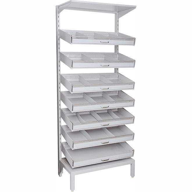 SKH062 Adjustable Medicine Storage Shelf
