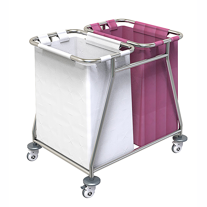 SKH040-1 Stainless Steel Liner Trolley