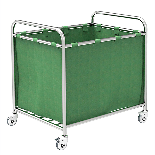 SKH040 Stainless Steel Laundry Trolley