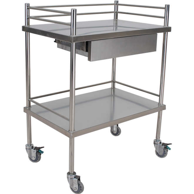 SKH001 Stainless Steel Trolley