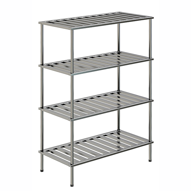 SKH078 Stainless Steel Shelf With Four Layers
