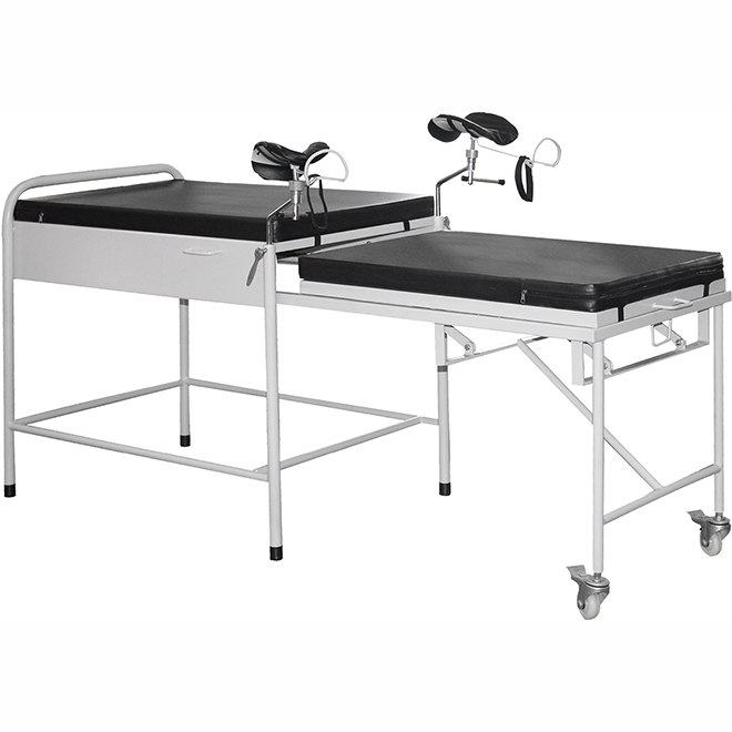 A050 Obstetric Gynaecological Exam Bed