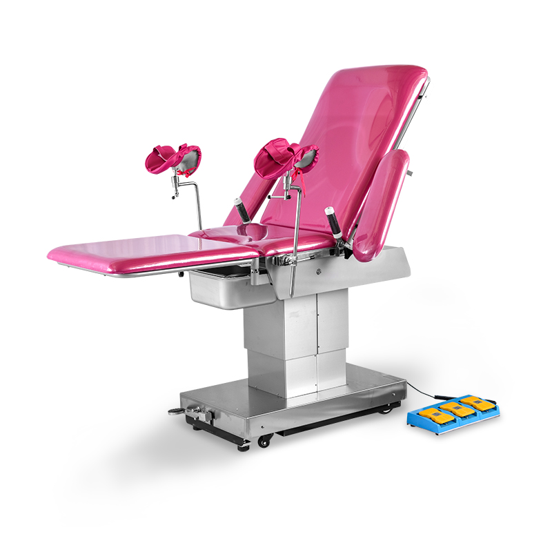 A99-1 Electrical Obstetric Delivery Examination Bed Table