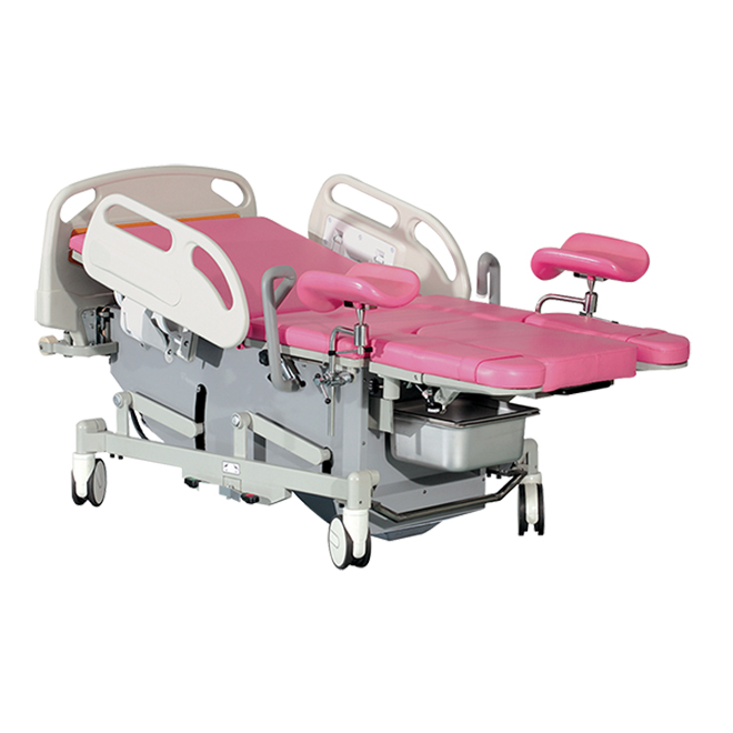 A98-2 Childbirth Gynecology Operation Theatre Bed