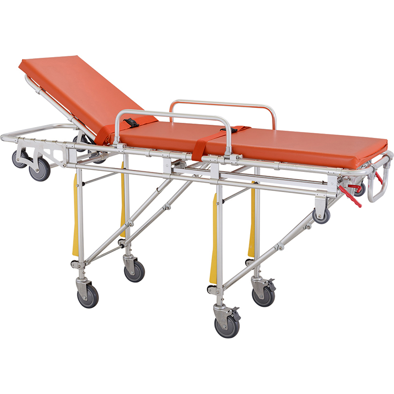 SKB039(C) Ambulance Patient Stretcher Trolley