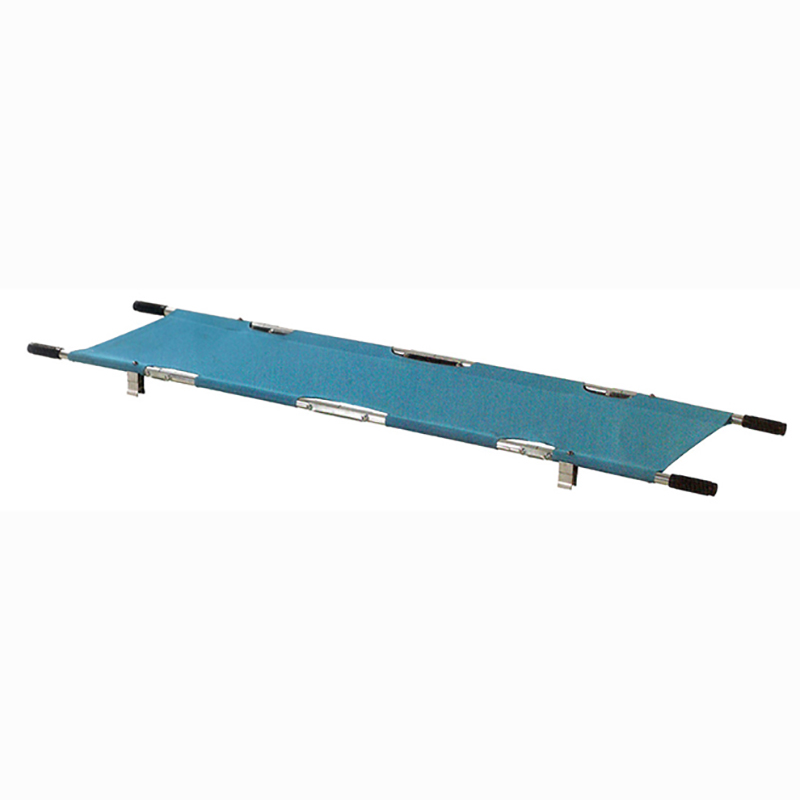 SKB1A01-1 2 Folding Rescue Stretcher